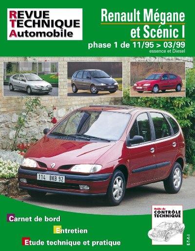 Renault Megane / Scenic Ess&Diesel - 1999 (RTA119)