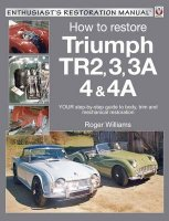 How to restore Triumph TR2/3/3A/4 & 4A