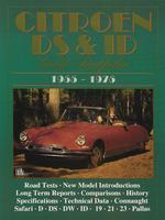 Citroen DS & ID Gold Portfolio 1955-75