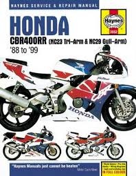 Honda CBR400RR Fours 1988-99