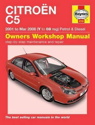 Citroen C5 Petrol & Diesel 2001-08