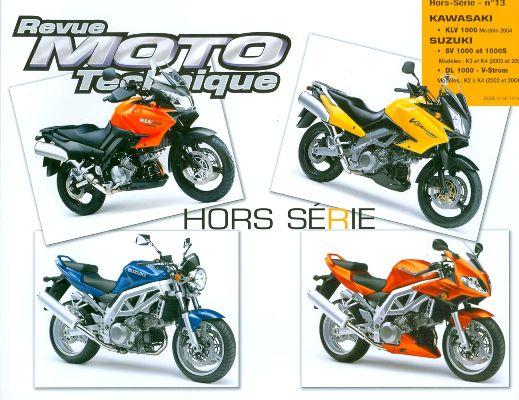 FHS13 Suzuki SV1000 2003-04 DL1000 V Strom