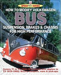 VW Bus Suspension, Brakes & Chassis