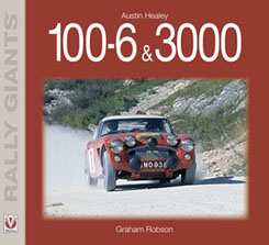 Austin Healey 100-Six & 3000 (Rally Giants Series)
