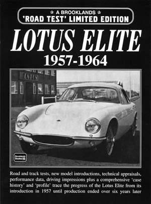 Lotus Elite Limited Edition 1957-64