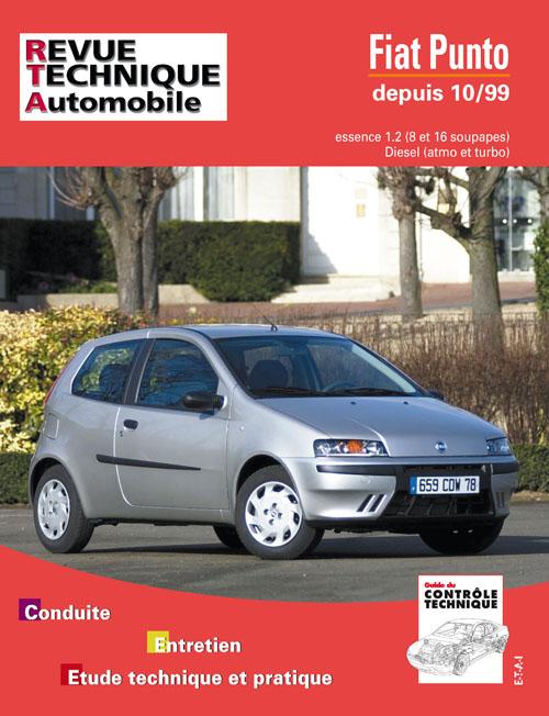 Fiat Punto Gasolina & Diesel 1999- (RTA739)