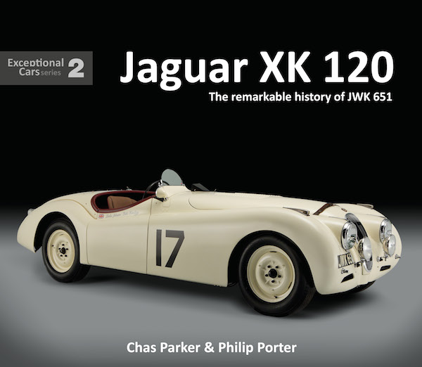Jaguar XK120: remarkable history of JWK 651