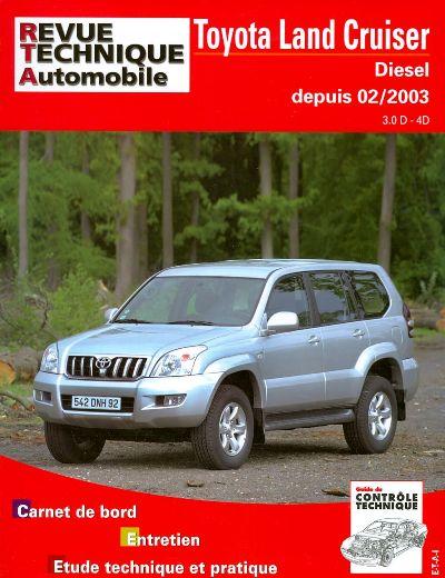 Toyota Land Cruiser D-4D Desde 02/2003 (RTA696)