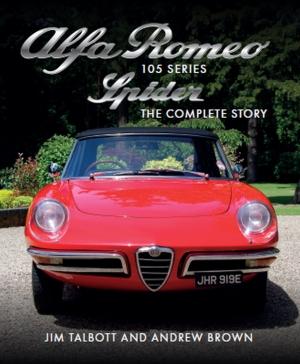 Alfa Romeo 105 Series Spider - Complete Story