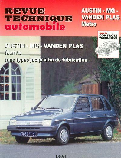 Austin Rover - MG Metro 1980-92 (RTA428)
