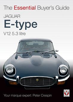 Jaguar E Type V12 5.3 litre-The Essential Buyer's