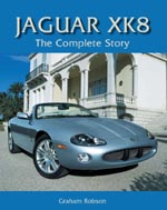 Jaguar XK8: the complete story