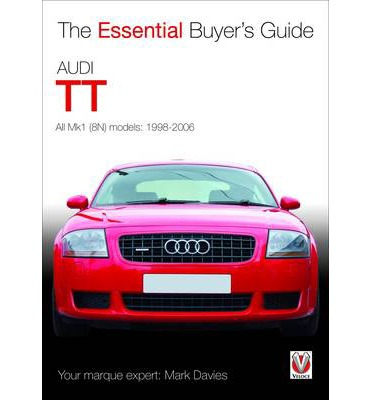 Audi TT - Essential Buyer's Guide