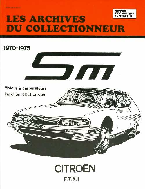 Citroën SM 1970-75 (AC19)