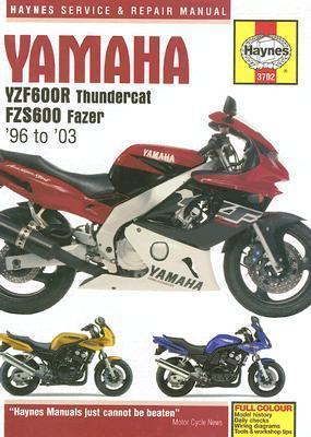 Yamaha YZF 600R Thundercat, FZS600 Fazer 1996-03