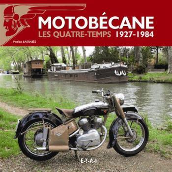 Motobecane, les 4 temps 1921-84