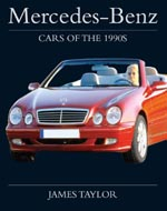 Mercedes Benz Cars of the 1990s