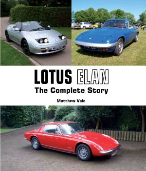 Lotus Elan - The Complete History