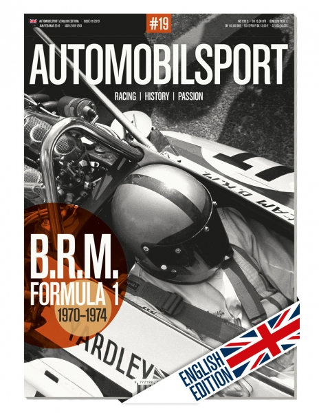 B.R.M. Formula 1 70-1974 (Vol. 19 Automobilsport)