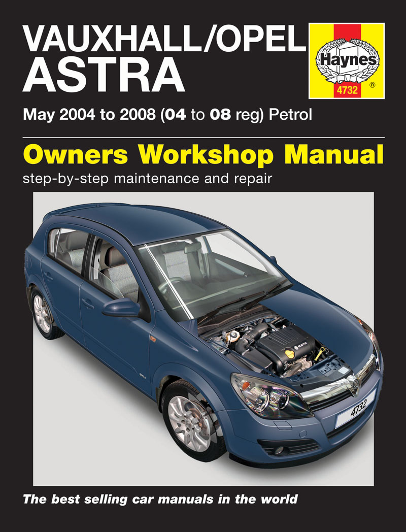 Opel/Vauxhall Astra Petrol 2004-08