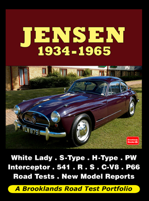 Jensen 1934-65 Road Test Portfolio