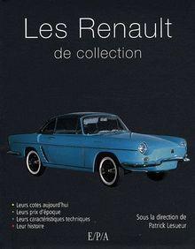 Les Renault de Collection