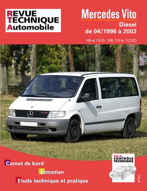 Mercedes Benz Vito 04/96-2003 (RTATAP421)