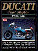 Ducati Gold Portfolio 1978-82