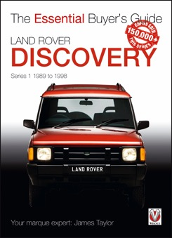 Land Rover Discovery Serie 1 1989-98 E.Buyer Guide