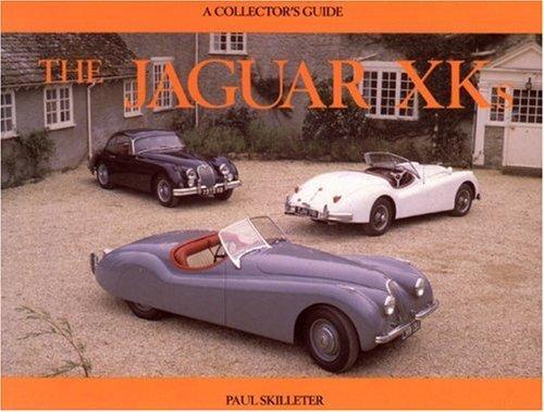 Jaguar XKs