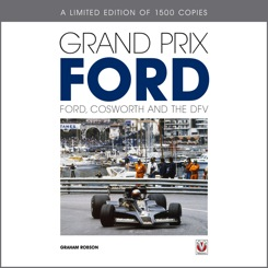 Grand Prix Ford - Ford, Cosworth and the DFV