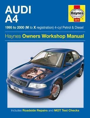Audi A4 Petrol & Diesel 1995-2000