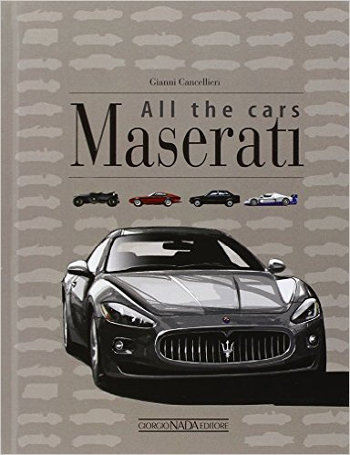 Maserati: All the cars