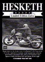 Hesketh Limited Edition Extra