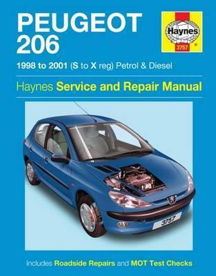 Peugeot 206 Petrol & Diesel 1998-2001