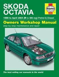 Skoda Octavia Petrol & Diesel 1998-04