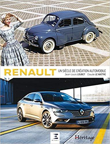 Renault: un siècle de création automobile