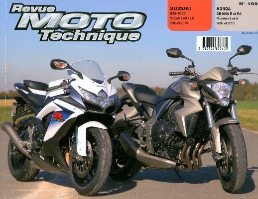 F159 Honda CBR 1000 R