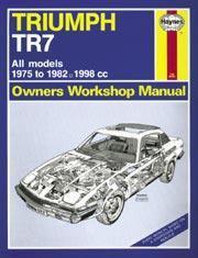 Triumph TR7 1975-82