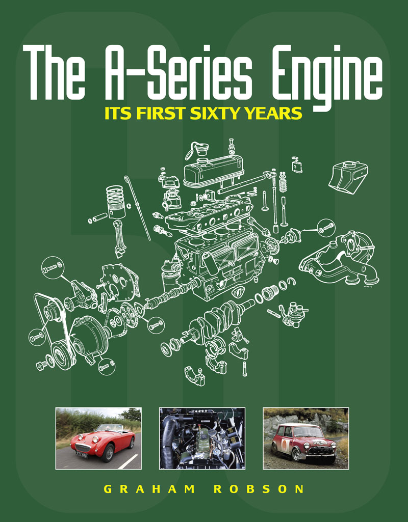The A Series Engine - Its first sixty years