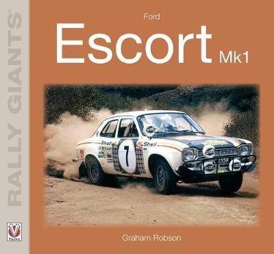 Ford Escort Mk1 (Rally Giants Series)