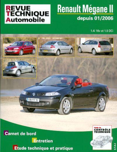 Renault Megane II depuis 01/06 (RTAB716)