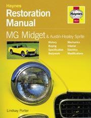 MG Midget & Austin Healey Sprite Restor. Manual