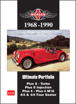 Morgan Ultimate Portfolio 1968-90