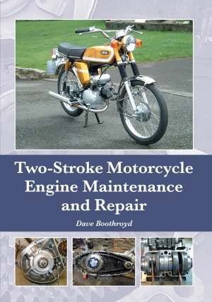 Two-Stroke Motorcycle Engine Maintenance & Repair