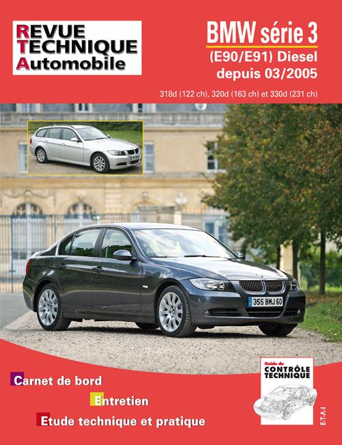 BMW E90/E91 03/05 Diesel 318D/320D/330D (RTA B712)