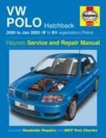 Volkswagen Polo Petrol 2000-02
