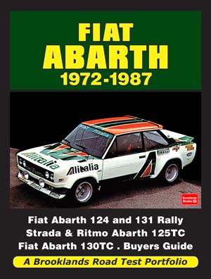Fiat Abarth 1972-1987 Road Test Portfolio
