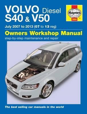 Volvo S40 & V50 Diesel 2007-13