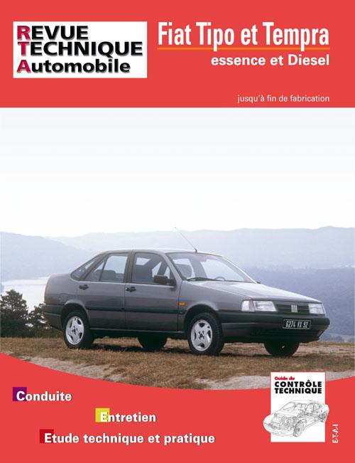 Fiat Tipo et Tempra Ess/D/TD (RTA713)